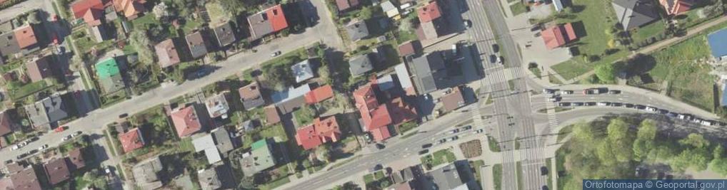 Zdjęcie satelitarne Gałczyńskiego Konstantego I. 50