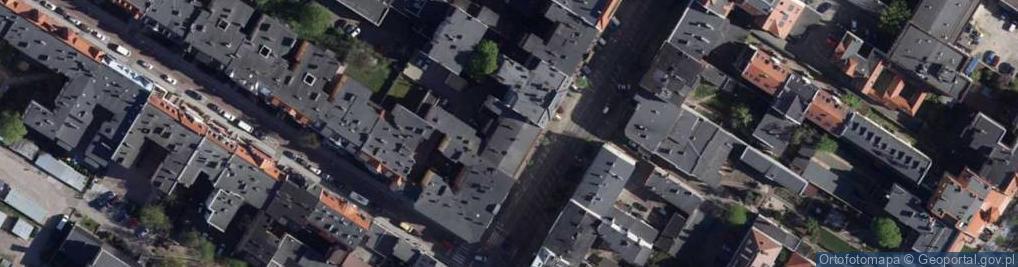 Zdjęcie satelitarne Gdańska 65