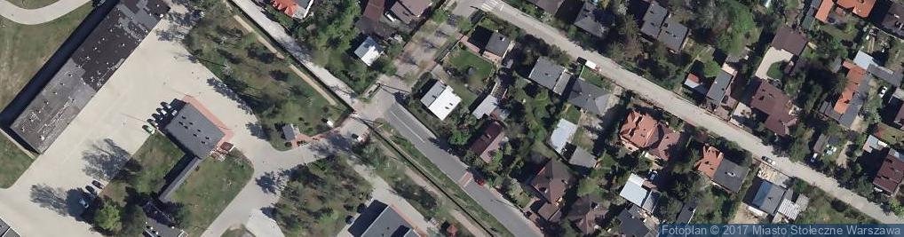 Zdjęcie satelitarne Gembarzewskiego Bronisława 2