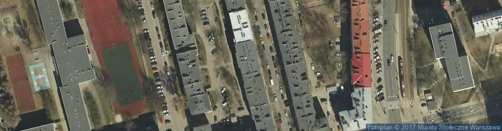 Zdjęcie satelitarne Gibalskiego Edwarda 5