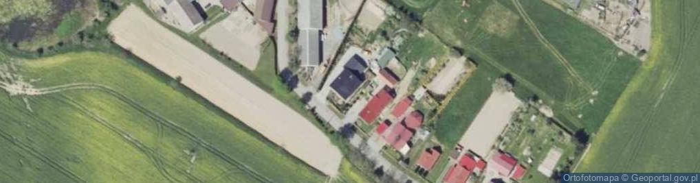Zdjęcie satelitarne Głogowiec 12