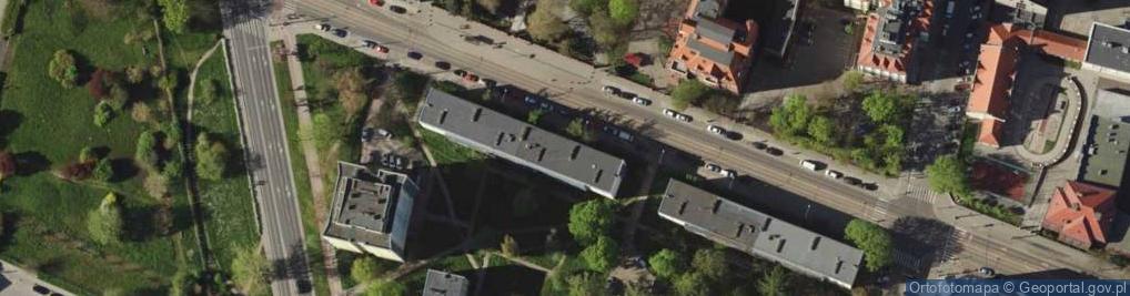 Zdjęcie satelitarne Gliniana 29