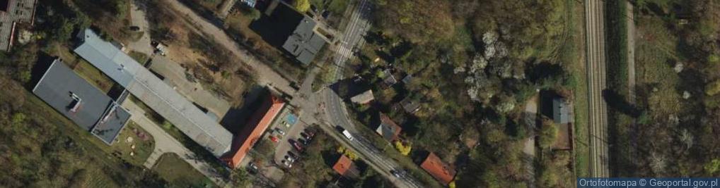 Zdjęcie satelitarne Golęcińska 10