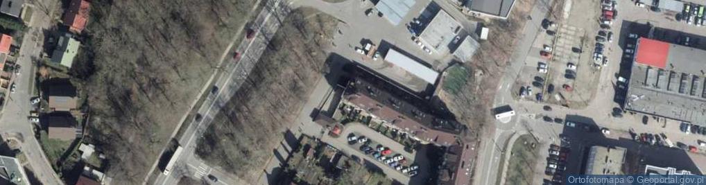 Zdjęcie satelitarne Golisza Maksymiliana ul.