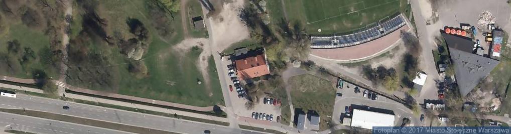 Zdjęcie satelitarne Górczewska 62/64