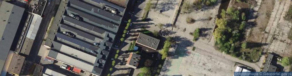 Zdjęcie satelitarne Góralska 30
