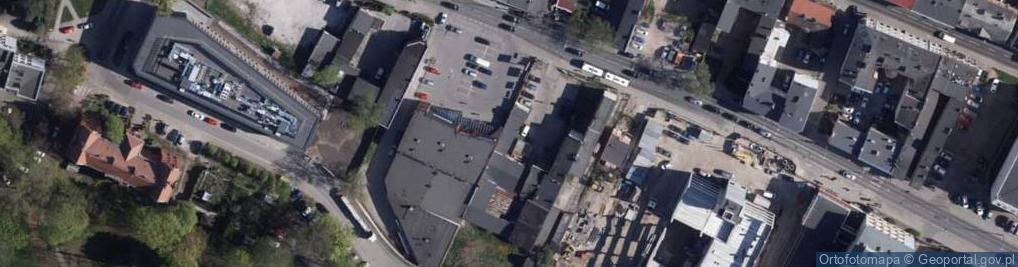 Zdjęcie satelitarne Grudziądzka 25