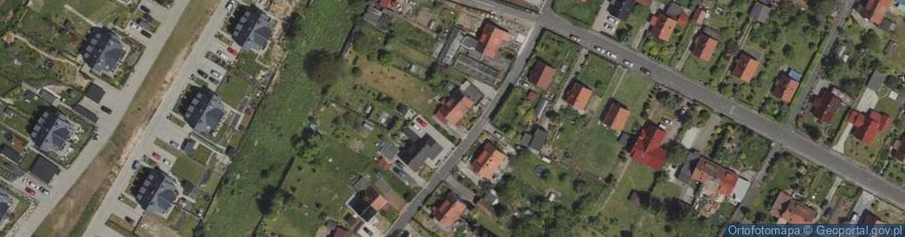 Zdjęcie satelitarne Grudziądzka 26