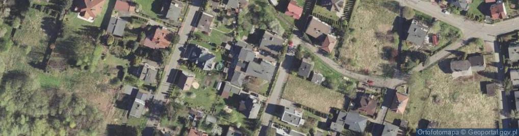 Zdjęcie satelitarne Grzybowa 1