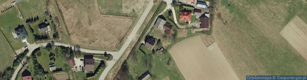 Zdjęcie satelitarne Grabina 21