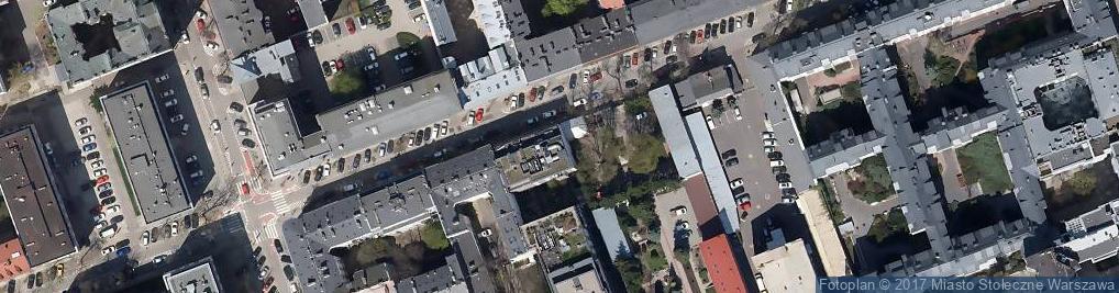 Zdjęcie satelitarne Hoża 53