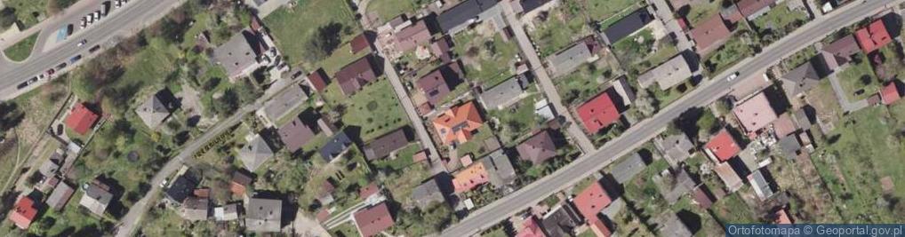 Zdjęcie satelitarne Irysowa 4a