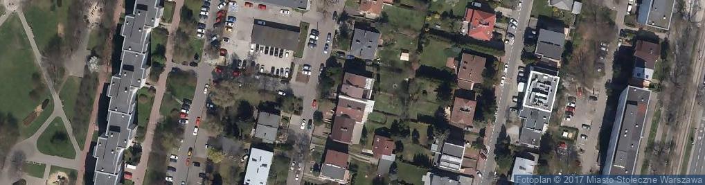 Zdjęcie satelitarne Irysowa 20B