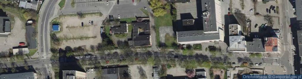 Zdjęcie satelitarne Jana z Kolna 12