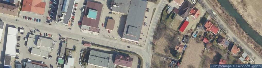 Zdjęcie satelitarne Jana Pawła II 39C