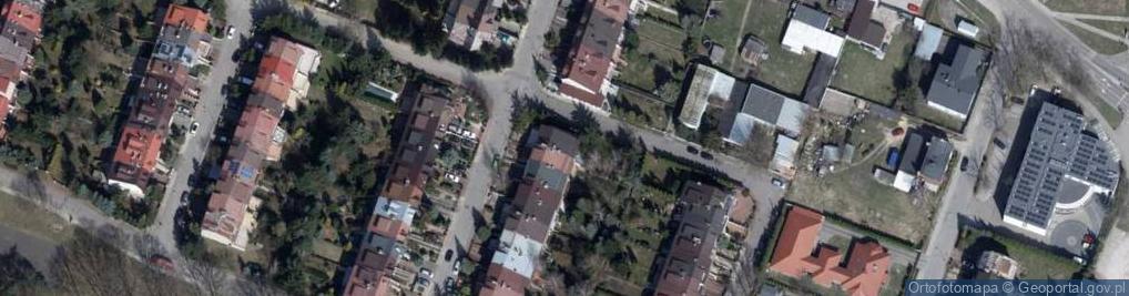 Zdjęcie satelitarne Jagoszewskiego Mieczysława ul.