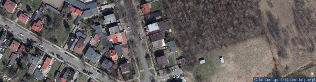 Zdjęcie satelitarne Jarowa 26