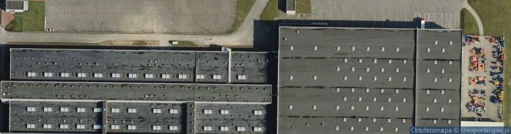 Zdjęcie satelitarne Janikowska ul.