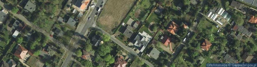 Zdjęcie satelitarne Jasna ul.