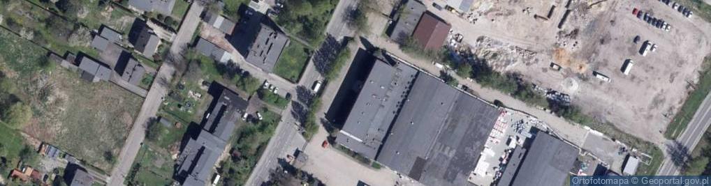 Zdjęcie satelitarne Jankowicka 9