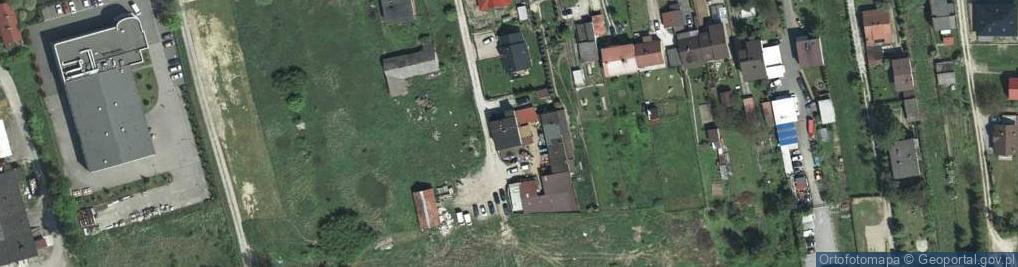 Zdjęcie satelitarne Jagielnia ul.