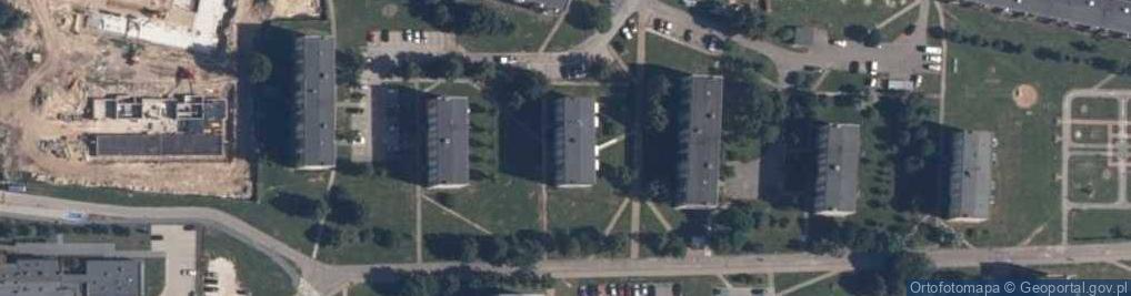Zdjęcie satelitarne Jachowskiego Władysława ul.