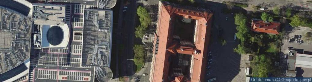 Zdjęcie satelitarne Joannitów 13