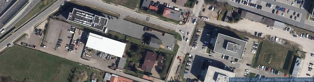 Zdjęcie satelitarne Jutrzenki 119
