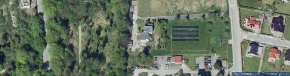 Zdjęcie satelitarne Karłowicza 40