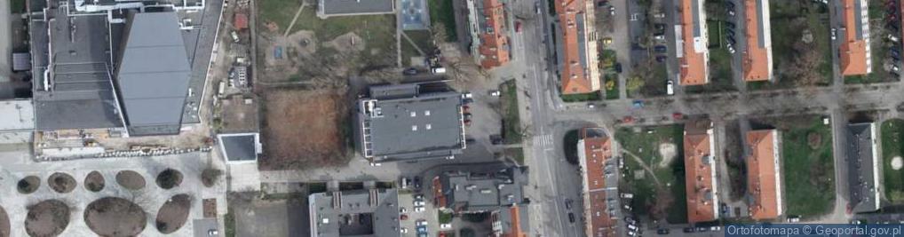 Zdjęcie satelitarne Katowicka 69