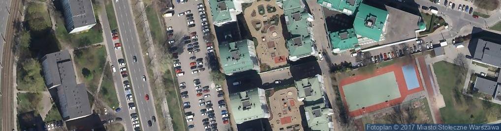 Zdjęcie satelitarne Kacza 8