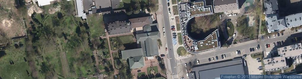 Zdjęcie satelitarne Karolkowa 49