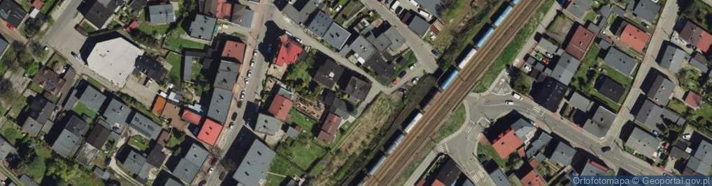 Zdjęcie satelitarne Kilińskiego Jana, płk. 6