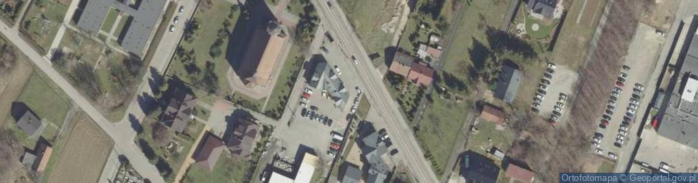 Zdjęcie satelitarne Klikowska 130a
