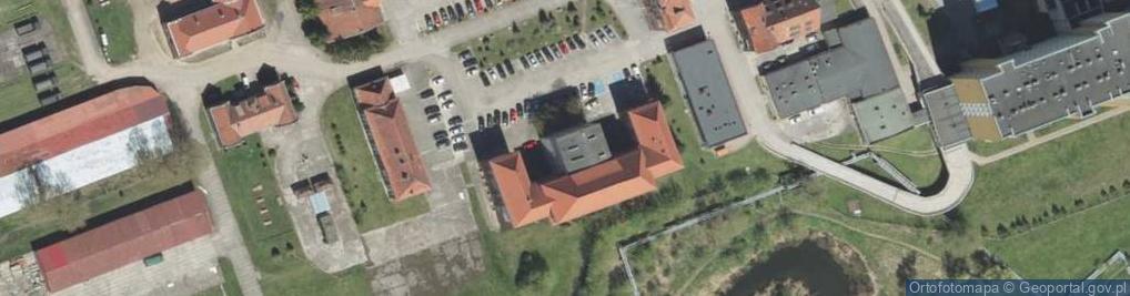 Zdjęcie satelitarne Kościuszki Tadeusza, gen. 30