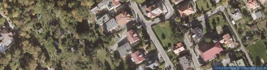 Zdjęcie satelitarne Kombatantów 6
