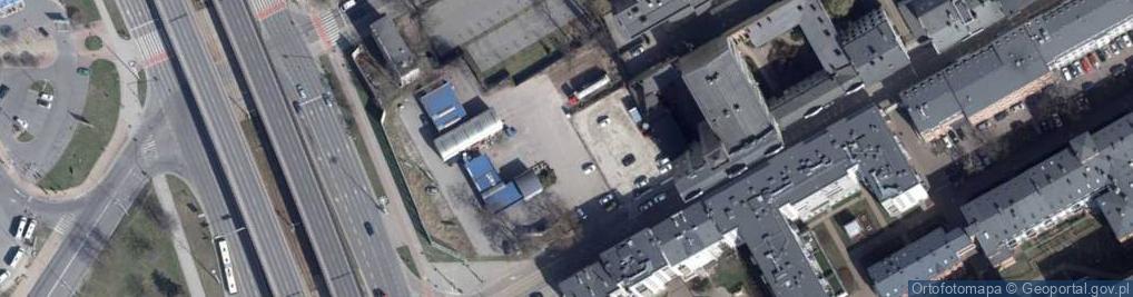 Zdjęcie satelitarne Kopernika Mikołaja 71/75