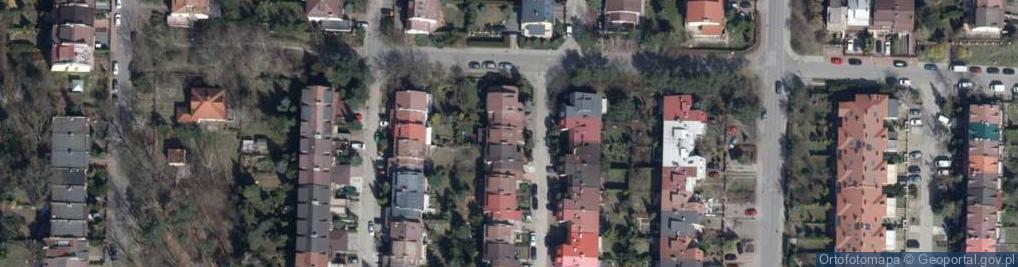 Zdjęcie satelitarne Kosmiczna 3