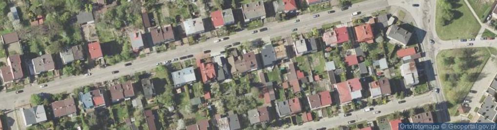 Zdjęcie satelitarne Kossaka Juliusza 79