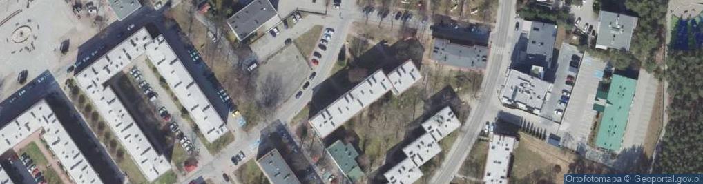 Zdjęcie satelitarne Konopnickiej Marii 6