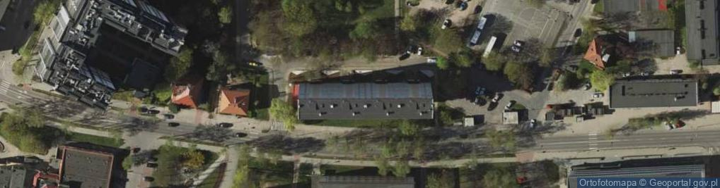 Zdjęcie satelitarne Kołobrzeska 14