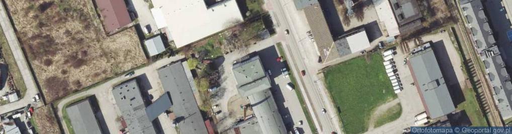 Zdjęcie satelitarne Kolbego Maksymiliana Marii ul.