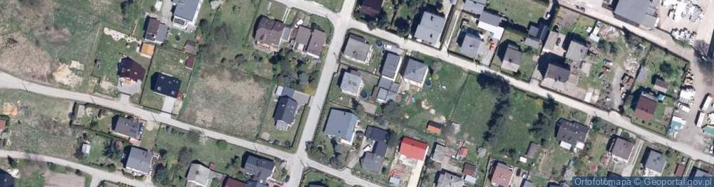 Zdjęcie satelitarne Kochanowskiego Jana 8