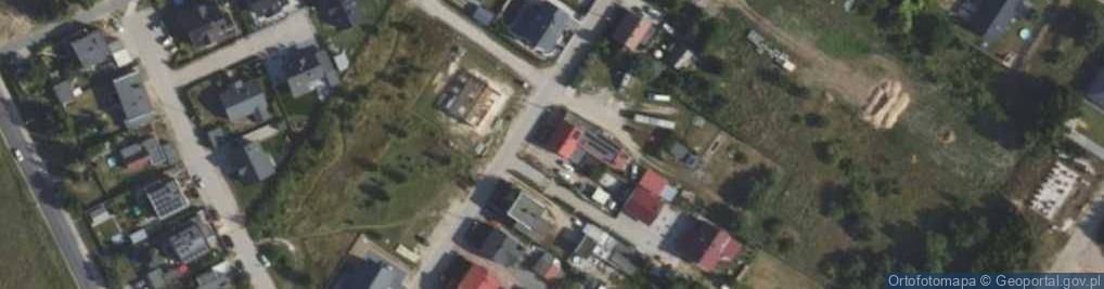Zdjęcie satelitarne Kościuszki Tadeusza, gen. 16b