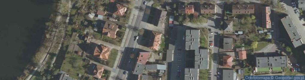 Zdjęcie satelitarne Kościuszki Tadeusza, gen. 44