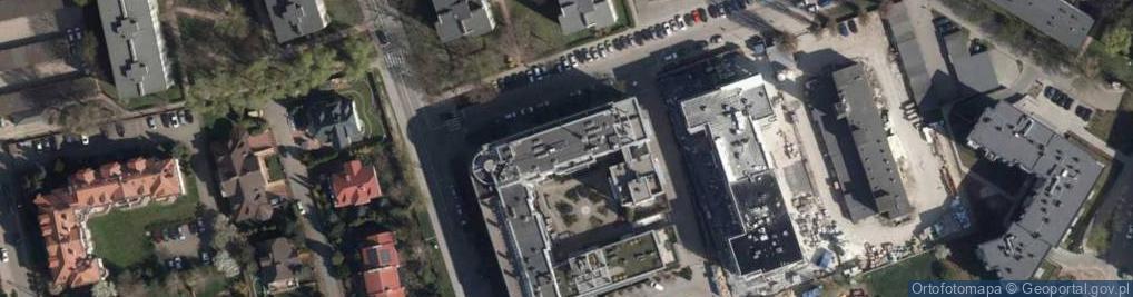 Zdjęcie satelitarne Kolorowa 19