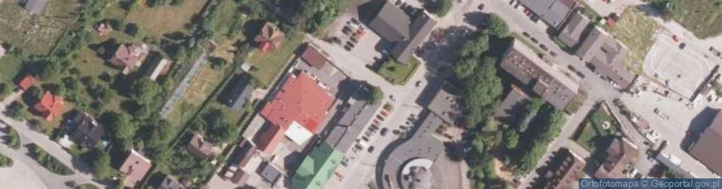 Zdjęcie satelitarne Kościuszki Tadeusza, gen. 32