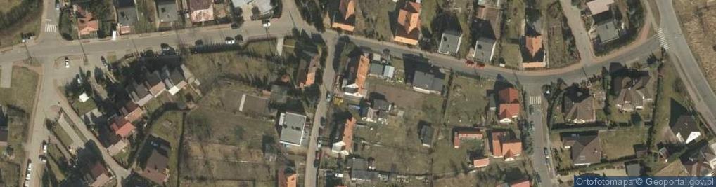 Zdjęcie satelitarne Konopnickiej Marii 3