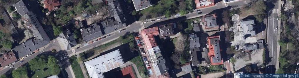Zdjęcie satelitarne Krasińskiego Zygmunta 24