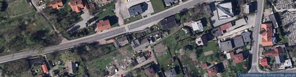 Zdjęcie satelitarne Króla Jana III Sobieskiego 195